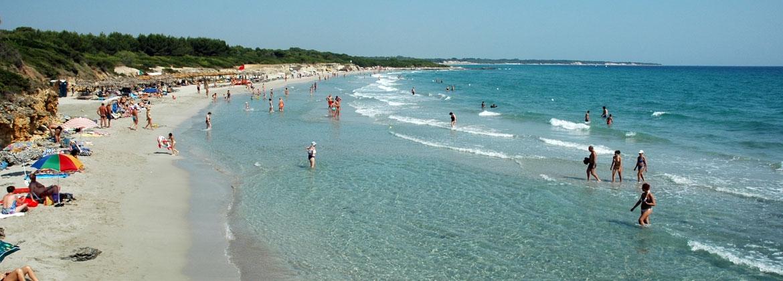 Spiaggia - Baia dei Turchi - Otranto